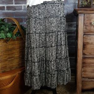 Max Studio Long Skirt